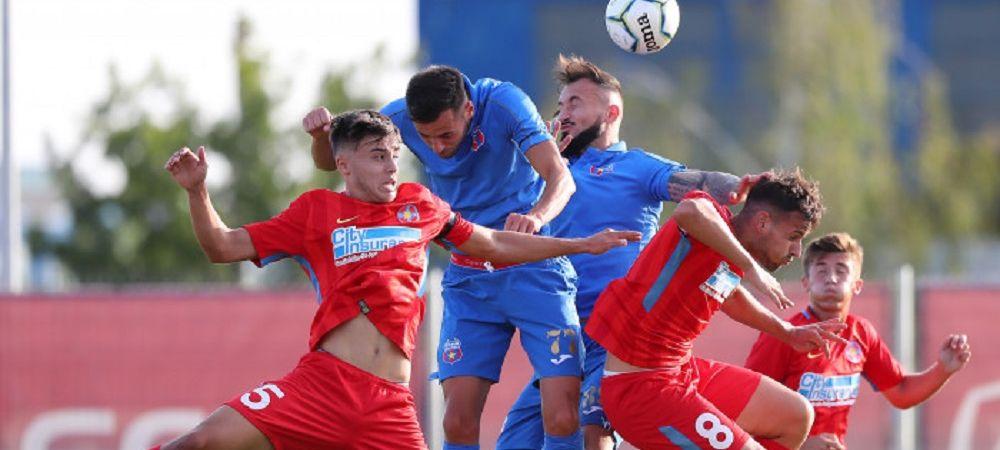 Steaua si FCSB 2 debuteaza in deplasare in barajul de promovare in Liga 2! Echipa lui Becali, gazda in meciul decisiv! Care sunt echipele deja calificate la baraj