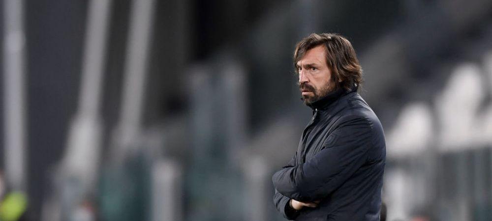 Surpriza uriasa la Juventus! Ce nume urias vor sa aduca pe banca in locul lui Pirlo! Italienii pregatesc lovitura care sa dea peste cap fotbalul european
