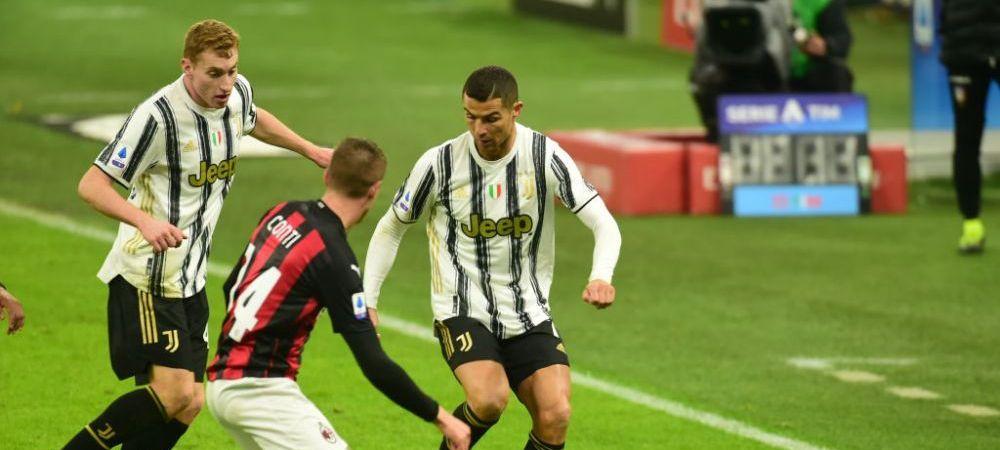 Ce se intampla cu Inter, Juventus si AC Milan dupa inscrierea in Super Liga! Anuntul presedintelui Federatiei italiene de fotbal