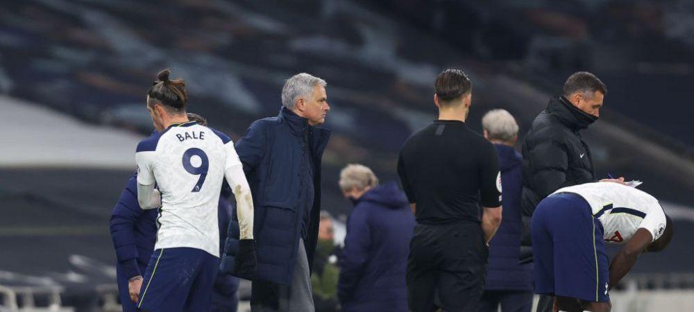 """Bale, atac la Mourinho la cateva zile dupa plecarea antrenorului: """"Suntem un club mare si vrem sa atacam, sa dominam adversarul!"""""""