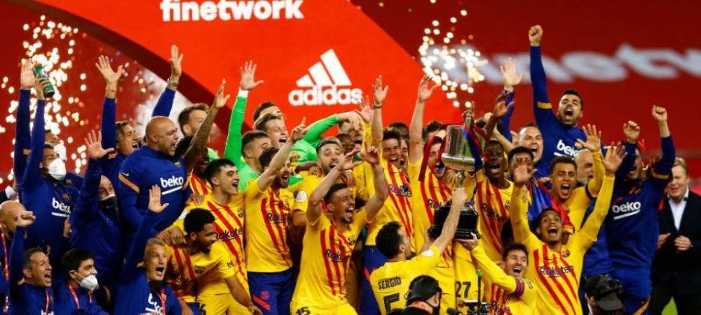 Barcelona pregateste un transfer surpriza! Catalanii vor un pusti de 18 ani cu o clauza de reziliere de 30 de milioane de euro