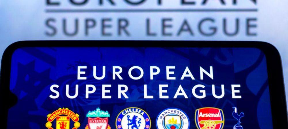 Adevaratul motiv din spatele retragerii cluburilor engleze din Super Liga Europeana! Implicare puternica a Guvernului