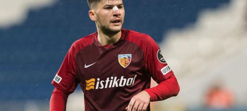 """""""Am fost informat de antrenor ca nu mai fac parte din echipa!"""" Cristi Sapunaru, out de la Kayserispor! Ce a spus fundasul"""