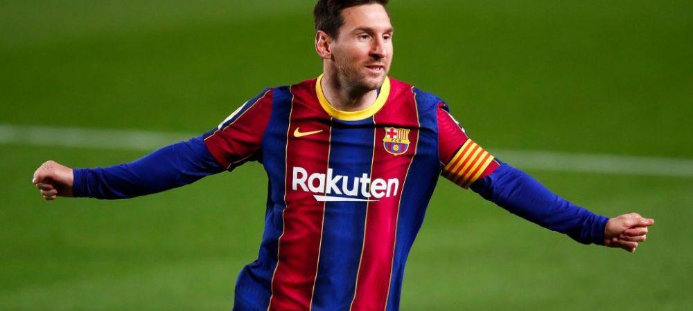 Absolut monstruos! Inca un record doborat de Messi dupa golurile inscrise cu Getafe! Ce a reusit capitanul Barcelonei