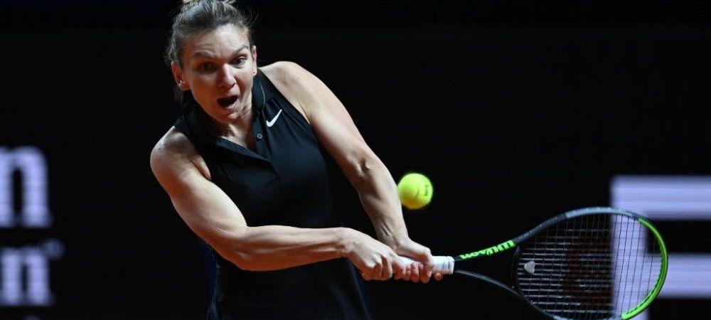Simona Halep - Alexandrova 6-1, 6-4: Halep se impune clar si se califica in semifinalele turneului de la Stuttgart!