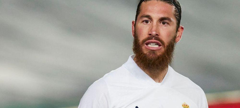 Ultimele doua luni la Real Madrid pentru Sergio Ramos?! Capitanul echipei este aproape de a pleca de pe Bernabeu dupa 16 sezoane
