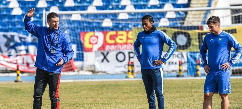 Calcan si-a reziliat oficial contractul cu Poli Iasi dupa conflictul cu Napoli! Anuntul facut de catre club