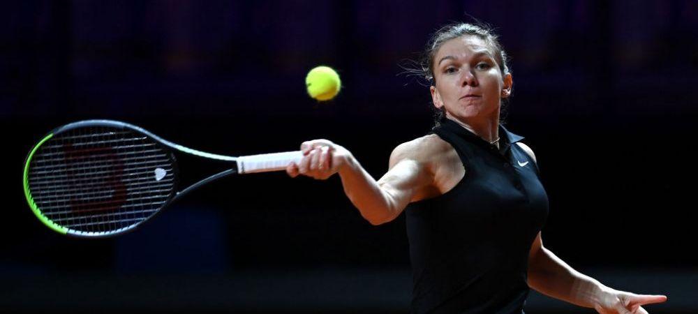 Simona Halep, invinsa in minimum de seturi de Aryna Sabalenka in semifinale la Stuttgart! A fost a treia oara cand Halep s-a oprit in semifinale la acest turneu