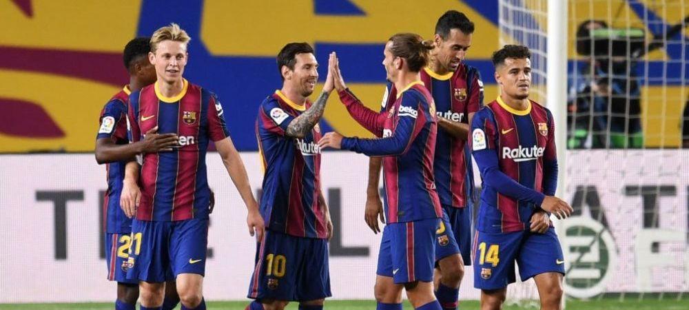 Surpriza in fotbalul mondial! Bayern vrea sa transfere un fotbalist de la Barcelona! Pe cine isi doresc nemtii