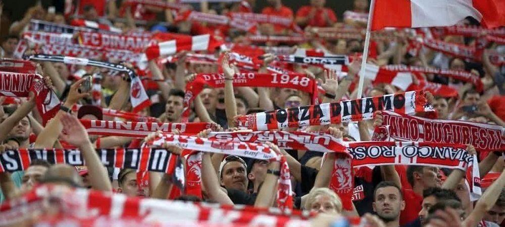 """Suporterii s-au saturat de jucatorii de la Dinamo! """"Sper sa va ratati toti carierele!"""" Reactii dure ale fanilor dupa infrangerea cu Gaz Metan"""