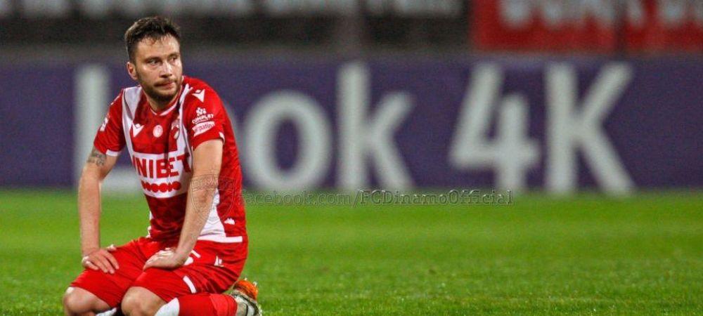 """""""Daca retrogradeaza, ar fi cea mai rusine din istoria clubului!"""" O legenda a lui Dinamo, nemilos cu actuala echipa"""