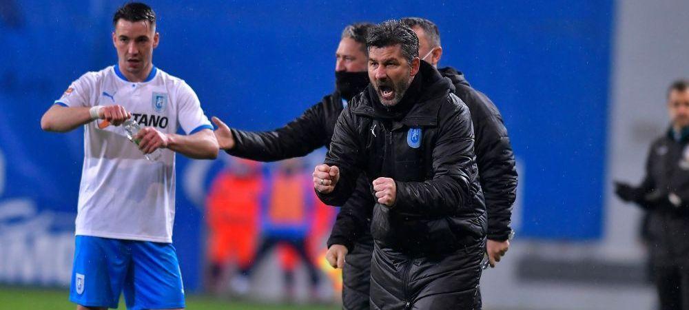 """""""Am fost mai buni ca ei. Am meritat sa batem azi!"""" Ce spune Ouzounidis dupa victoria importanta de la Cluj"""