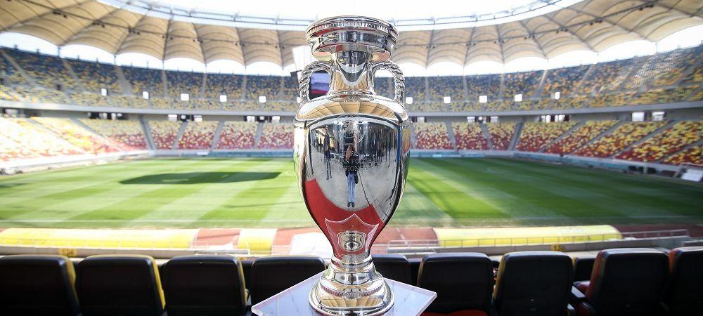 Trofeul Euro la Bucuresti! Ce au declarat Burleanu si Novak la Arena Nationala! AICI VIDEO toate momentele importante ale zilei