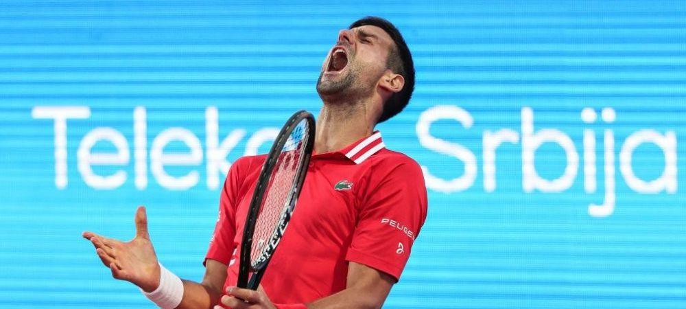 Djokovic, rapus in fata conationalilor: cel mai lung meci din ATP din 2021 s-a soldat cu un esec dureros al liderului mondial in fata outsider-ului Karatsev