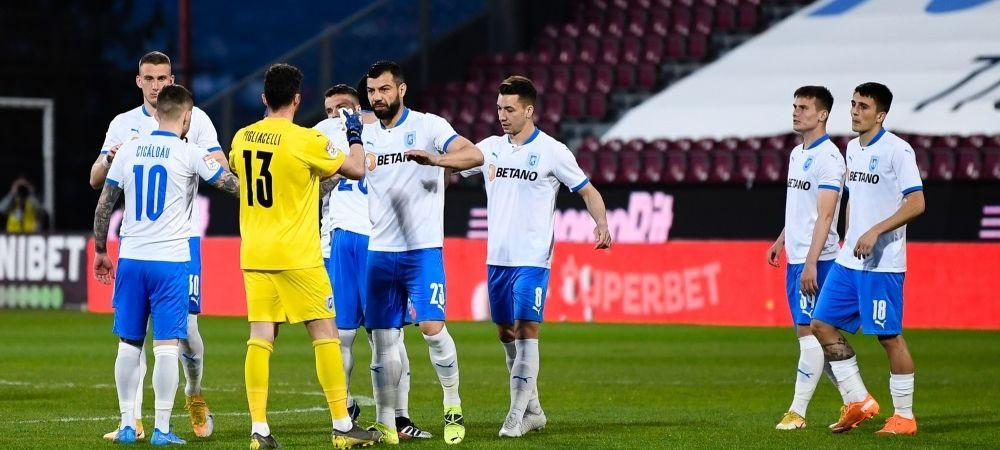 """""""Nu prea stie nici cu stangul, nici cu dreptul, dar e cel mai bun!"""" :) Cine este fotbalistul de la Craiova pe care l-a remarcat Dragomir in derby-ul de la Cluj"""