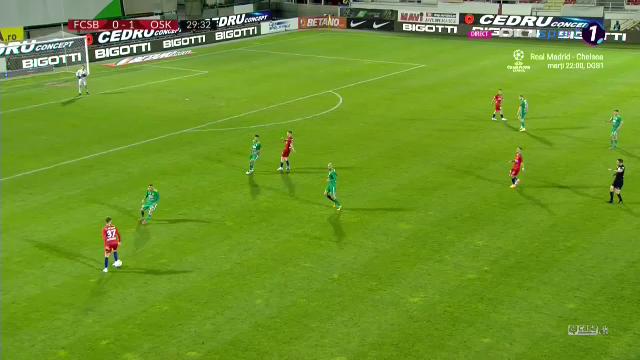 """""""Iar faceti d-astea?!"""" Tanase s-a luat de tusier la cateva secunde dupa primul gol al meciului cu FCSB! Ce i-a spus"""