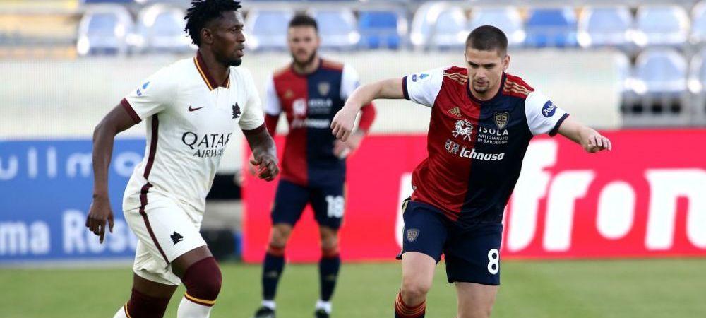 """""""Energie pura! Ce meci a facut!"""" Razvan Marin, laudat de presa din Italia dupa meciul cu AS Roma! Ce note a primit romanul"""