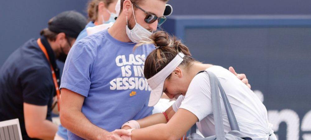 Confirmata pozitiva la Covid-19, Bianca Andreescu rateaza turneul lui Tiriac de la Madrid! Ce cadou au primit Sorana Cirstea si Jaqueline Cristian din partea organizatorilor