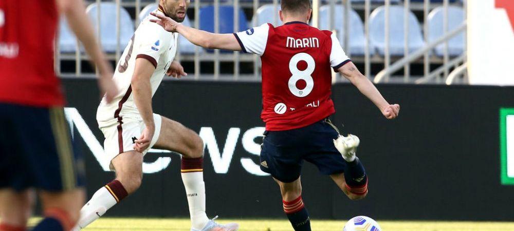Razvan Marin poate prinde transferul carierei dupa ce a facut show cu AS Roma! Ce club puternic este interesat de el