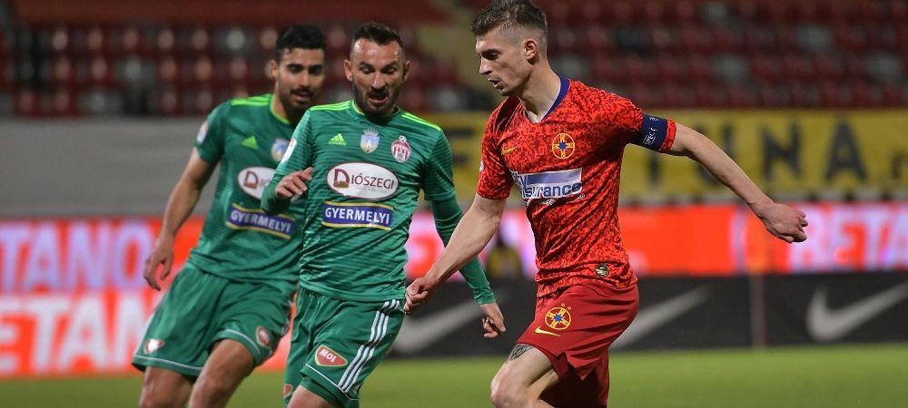 Prima dubla pentru jucatorii lui Sepsi dupa victoria cu FCSB! Cati bani au primit fotbalistii