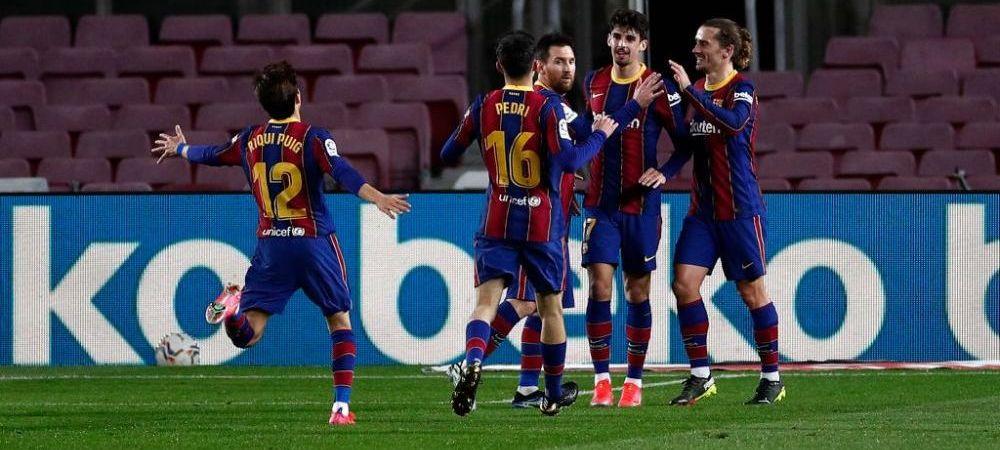 Barcelona, pregatita sa se desparta de unul dintre pustii talentati ai echipei! Ce scriu jurnalistii din Spania si unde ar putea ajunge