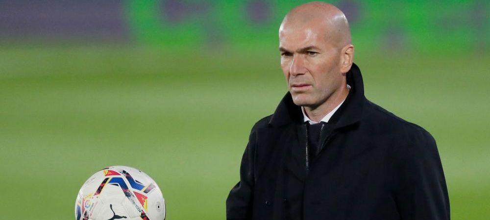 Zidane a reactionat dupa ce UEFA i-a amenintat pe cei implicati in Super Liga! Ce a spus antrenorul lui Real Madrid