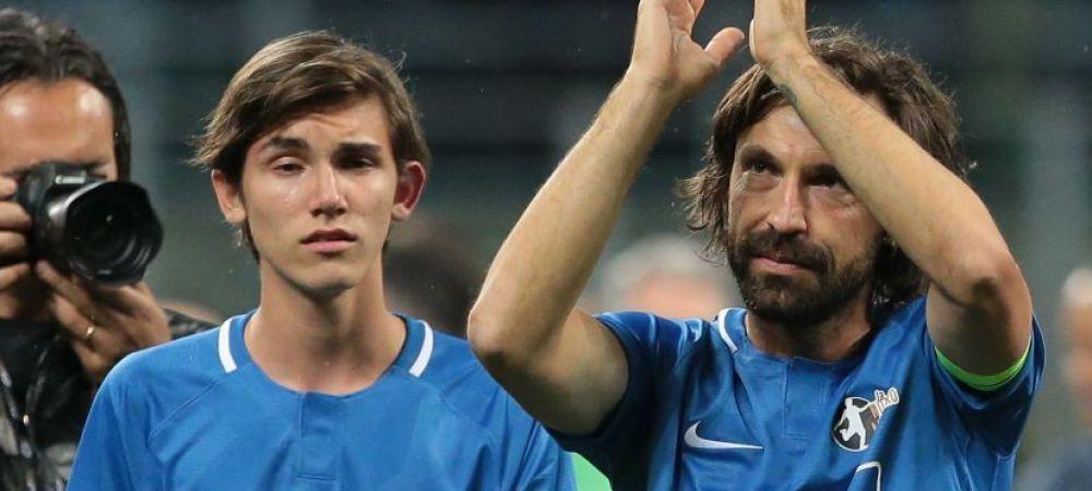 Fiul lui Pirlo, amenintat si insultat dupa sezonul horror al lui Juventus, desi e jucator al clubului! Ce i-au scris fanii