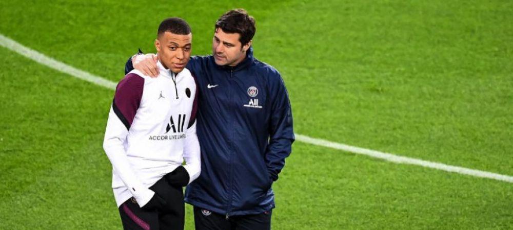 """Mbappe, curios cum este fotbalul din Premier League si La Liga! """"Ma intreaba mult despre asta!"""" Dezvaluirile lui Pochettino"""