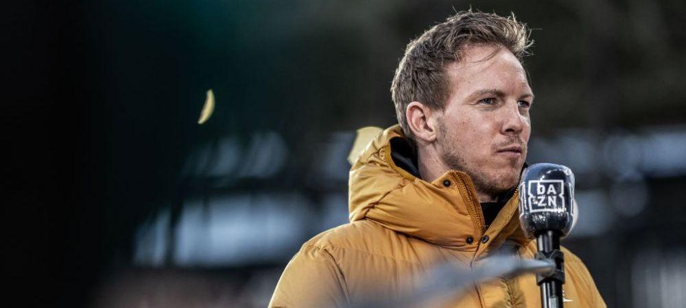 Julian Nagelsmann a semnat cu Bayern Munchen! E cel mai scump antrenor din istorie
