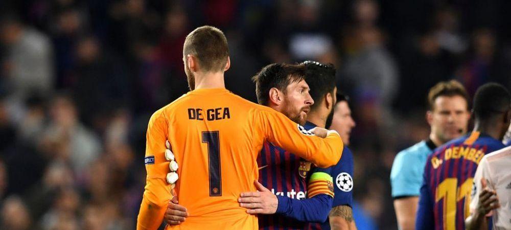 Nici Messi, nici De Gea! Cine e fotbalistul cu cele mai multe meciuri bifate pentru un singur club in Big 5! Lider surpriza in topul mondial