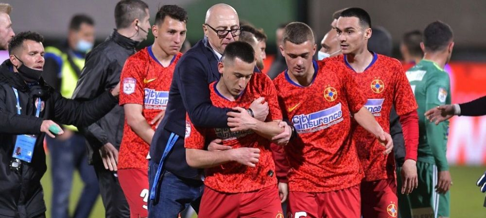 "Cum l-a calmat Grozavu pe Morutan dupa meci: ""Treaba ta e sa joci fotbal!"" Ce spune despre transferul in strainatate al 'perlei' de la FCSB"