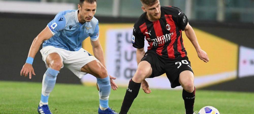 "Stefan Radu, laudat in presa din Italia dupa evolutia excelenta cu AC Milan: ""A dirijat apararea lui Lazio!""Ce note a primit romanul"