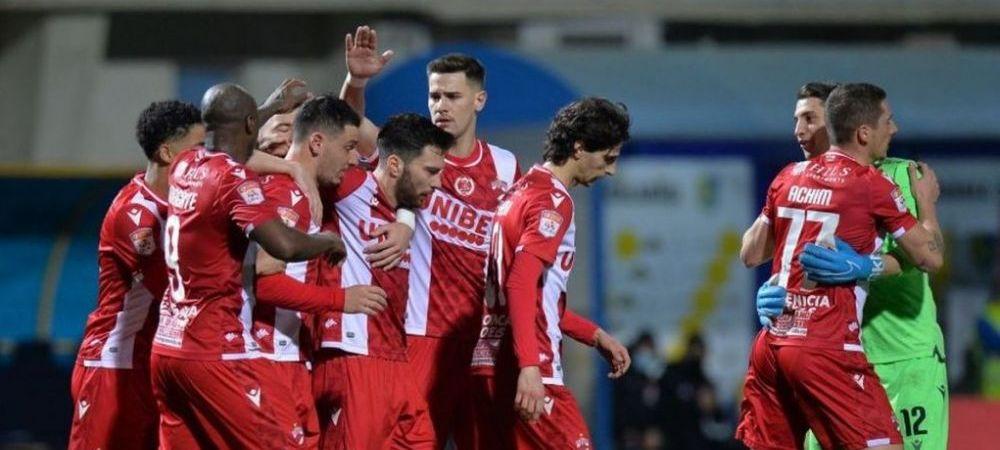 Decizia fara precedent luata de fotbalistii de la Dinamo impotriva lui Mario Nicolae! Ce i-a nemultumit pe jucatori