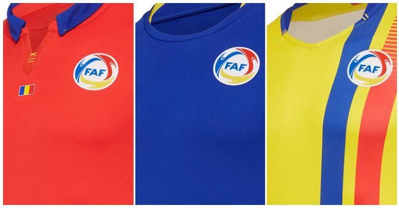 E nationala Andorrei sau a Romaniei?!Andorra si-a prezentat noul echipament de fotbal si e identic cu cel al 'tricolorilor'! Ce design au ales