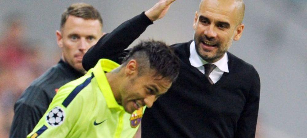 """Am reusit sa adorm dupa ce nu m-am mai gandit la Mbappe si Neymar!"" Ce a spus Guardiola inaintea semifinalei cu PSG"