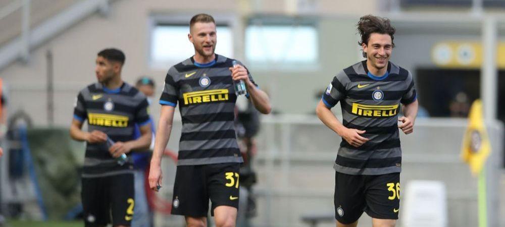 Gest superb facut de fotbalistii lui Inter daca vor castiga titlul! Cum vor sa ajute clubul