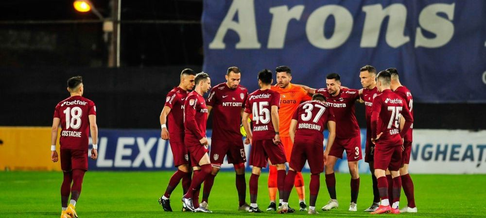 Probleme mari pentru CFR la meciul cu Botosani! Edi Iordanescu va fi nevoit sa joace cu al 3-lea portar! Ce a patit Balgradean