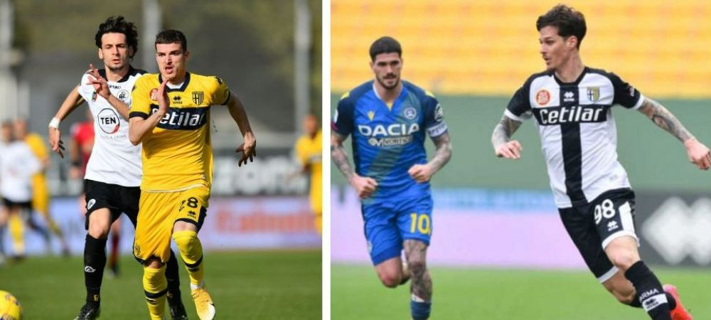 """""""Vor fi din ce in ce mai cunoscuti in Serie A!"""" Maccarone i-a analizat pe Man si Mihaila! Ce a spus despre jucatorii Parmei"""
