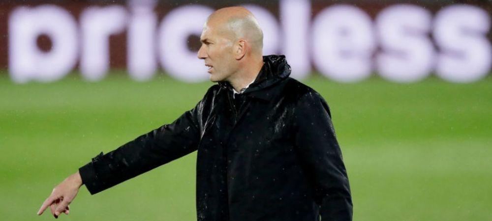 """Prima reactie a lui Zidane dupa remiza cu Chelsea! """"Sunt in semifinale pentru ca sunt o echipa foarte buna! Returul va fi foarte competitiv!"""""""