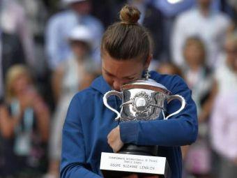 """Simona Halep a primit intrebarea anului din partea unui fan nigerian: """"Deci castigi Roland Garros in acest an?""""   Ce raspuns surprinzator i-a oferit romanca"""