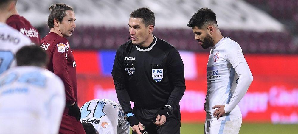 """""""Ori ii ajuta, ori ii f**e! Sunt nebuni la cap!"""" Reactie fara precedent dupa delegarea lui Kovacs in meciul dintre Craiova si FCSB"""
