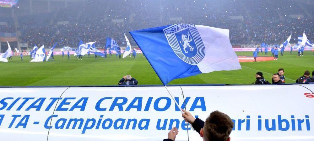 Primul NFT din fotbalul romanesc va fi lansat de Universitatea Craiova! Care sunt cele cinci nume legendare care vor fi folosite