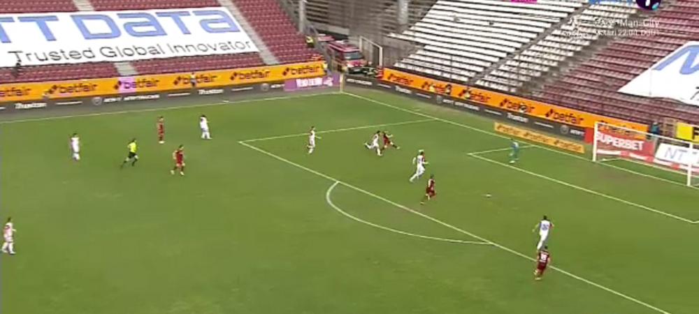 Doua goluri in doua minute pentru primul loc in playoff! CFR Cluj, lider in campionat dupa dubla lui Sigurjonsson! Aici ai tot ce s-a intamplat in CFR Cluj 2-0 Botosani si cum arata clasamentul