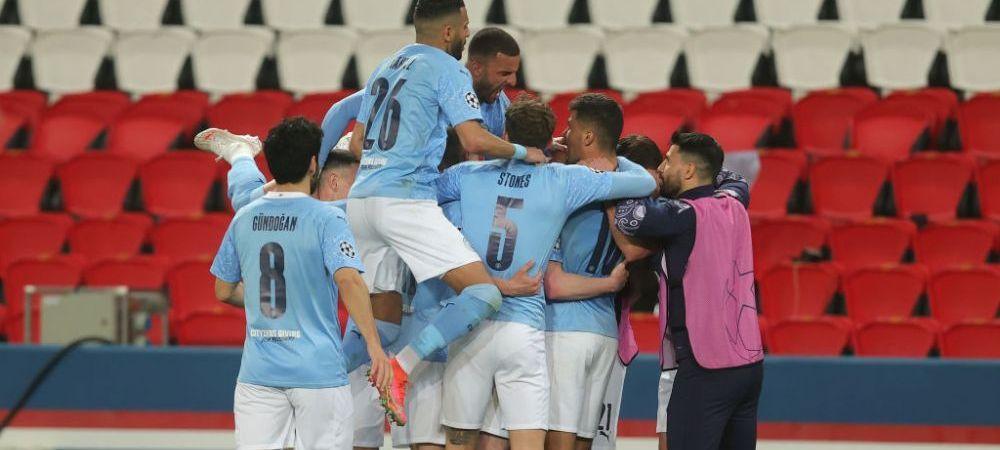 Ce n-a vazut Parisul! :) City a intors rezultatul pe Parc des Princes si este favorita sa se califice in finala! Gol senzational al lui Mahrez! Aici ai tot ce s-a intamplat in PSG 1-2 Manchester City