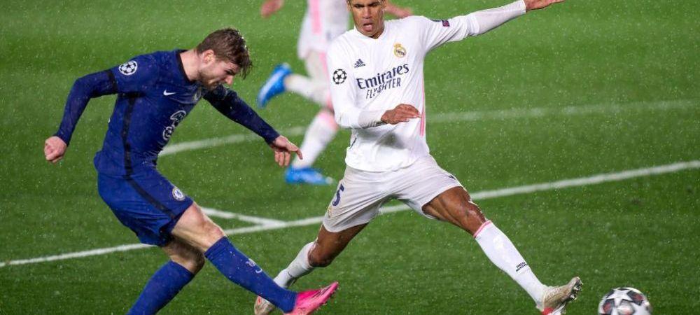 """""""Werner asta, cum il cheama? Vierme?"""" Atacantul lui Chelsea, umilit de sotia unui coechipier dupa ratarea din meciul cu Real Madrid"""
