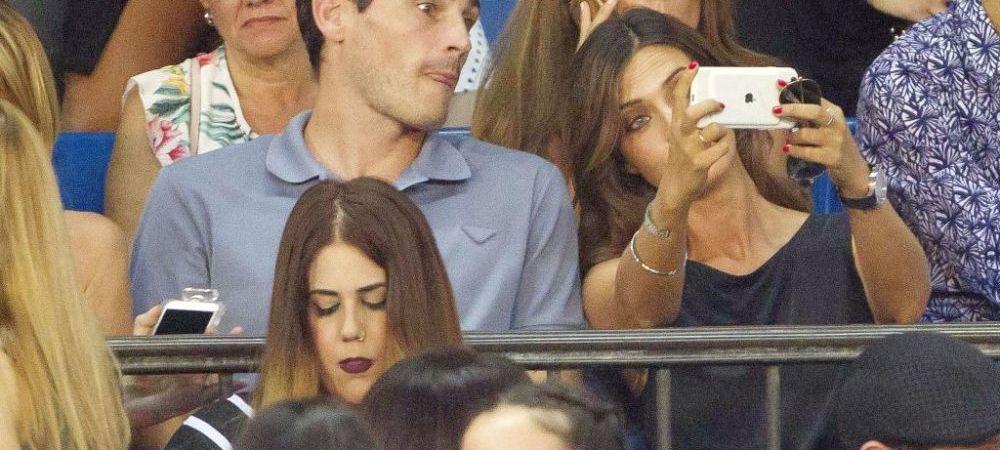 Fanii celui mai iubit cuplu din fotbal au luat-o razna dupa ce au vazut asta! Ce comentariu i-a lasat Casillas la o poza Sarei Carbonero