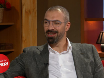 "Dezvaluiri inedite din viata unuia dintre cei mai apreciati baschetbalisti romani. Virgil Stanescu, la ""Hai sa fim super!"""
