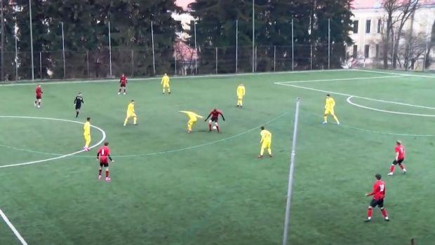 Nationala U17, invinsa de juniorii lui FK Csikszereda! Nepotul lui Dumitru Dragomir si 6 jucatori de la FCSB, printre cei convocati
