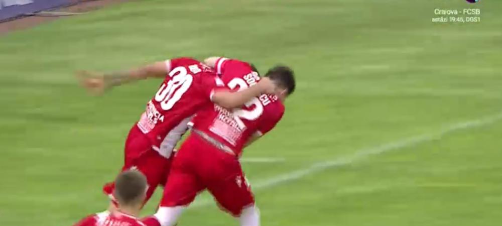 Dinamo 2-0 Voluntari | DINAMO TRAIESTE! Prima victorie dupa 13 meciuri in Liga 1: 'Cainii' au iesit de la retrogradare. Cum arata clasamentul