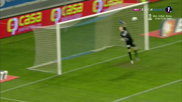 Uluitor! Gafa de fotbal amator a lui Vlad la sutul slab al lui Nistor! Ce gol a putut sa ia FCSB la Craiova